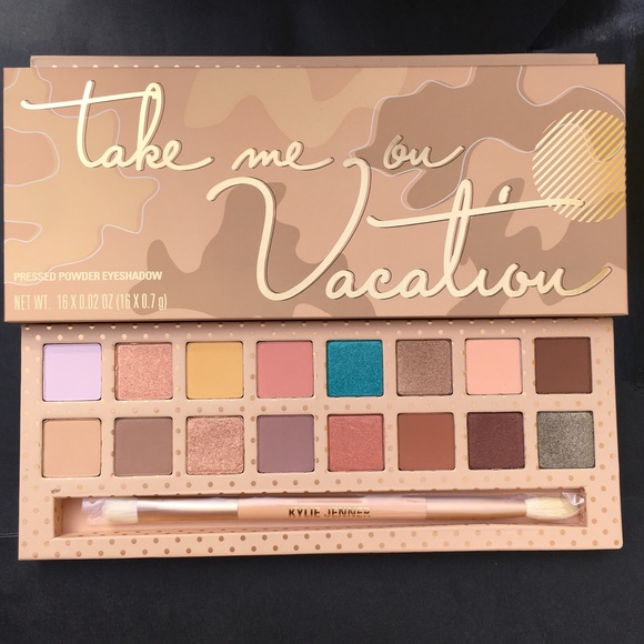 Kylie Holiday Eyeshadow Palette by Kylie Cosmetics #20